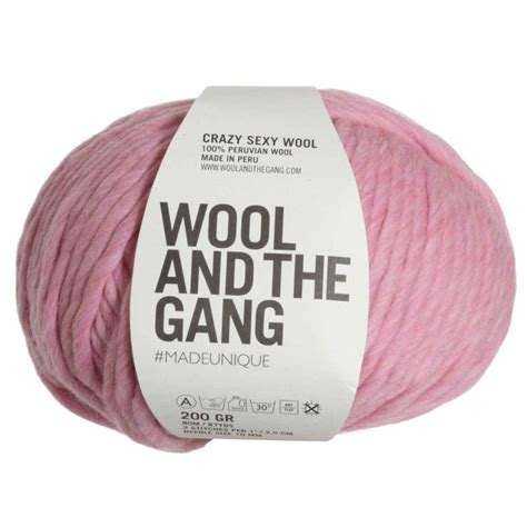 free pattern wool and the gang wool and the gang crazy sexy wool yarn pink lemonade
