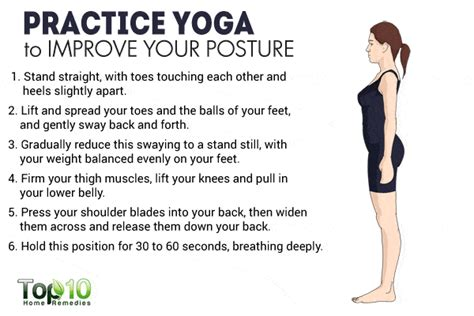 how to better posture how to improve your posture top 10 home remedies