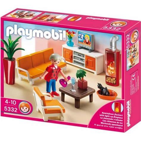 playmobil woonkamer goedkoop playmobil gezellige woonkamer 5332 kopen bij
