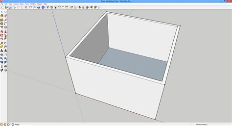 layout sketchup rotate basic sketchup part ii design by dec