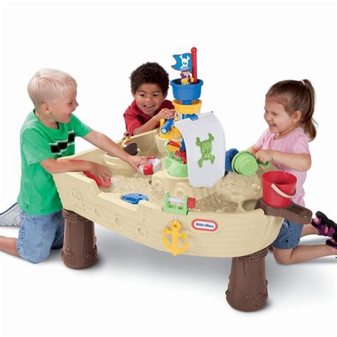 Tikes Pirate Ship Water Table by Tikes Anchors Away Pirate Ship Water Table Buy