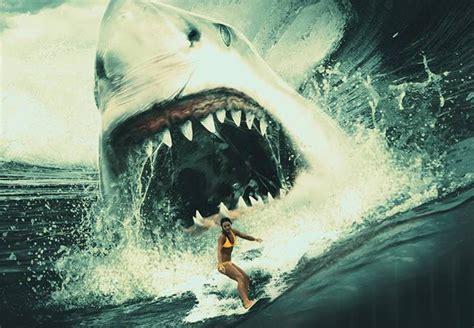 Eli Roth Hooks Prehistoric Shark Thriller, Meg