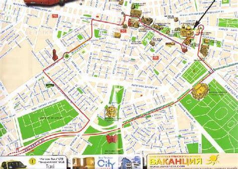 tripadvisor map city tour of sofia picture of citysightseeing bulgaria