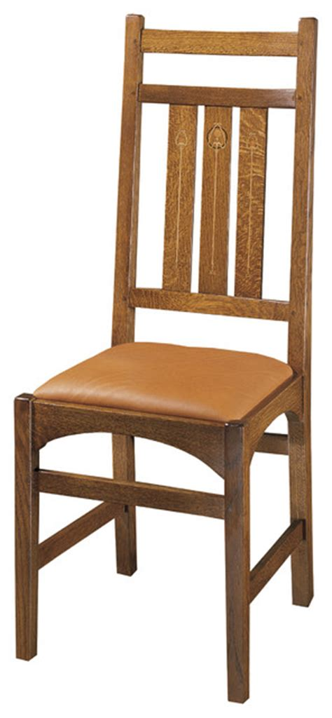 Stickley Dining Chairs Stickley Harvey Ellis Side Chair W Inlay 89 91 353 S