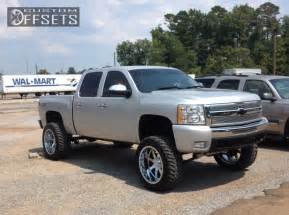 wheel offset 2010 chevrolet silverado 1500