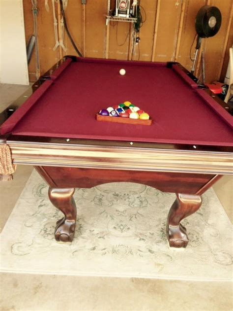 brunswick contender pool table brunswick contender pool table nevada 89403 dayton