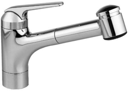 kwc domo  pull  spray kitchen faucet