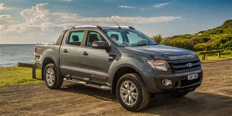 ford ranger 2015 ford ranger wildtrak review caradvice