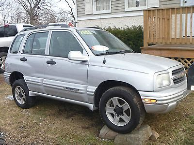 car owners manuals for sale 2003 chevrolet tracker instrument cluster geo cars for sale