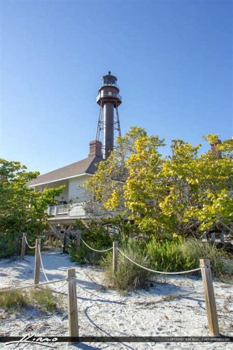 Sanibel Island Light by Sanibel Island Lighthouse County Florida