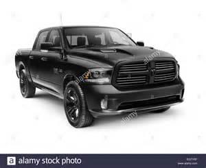 black 2015 dodge ram 1500 sport crew cab 4x4 truck