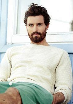 rugged clean cut 60 year old man cool beard styles on pinterest cool beards beard styles