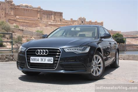 audi a6 models in india audi a6 india facelift 2014 autos post