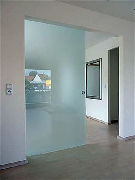 Glasschiebetür Innen Laufend by Die 25 Besten Ideen Zu Schiebet 252 R In Der Wand Auf