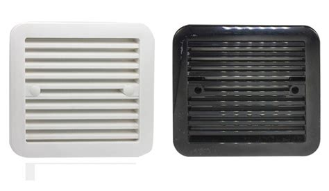 Cabinet Vent Grill by Rv Side Air Vent Grille With Fan Travel Trailer In Cabinet
