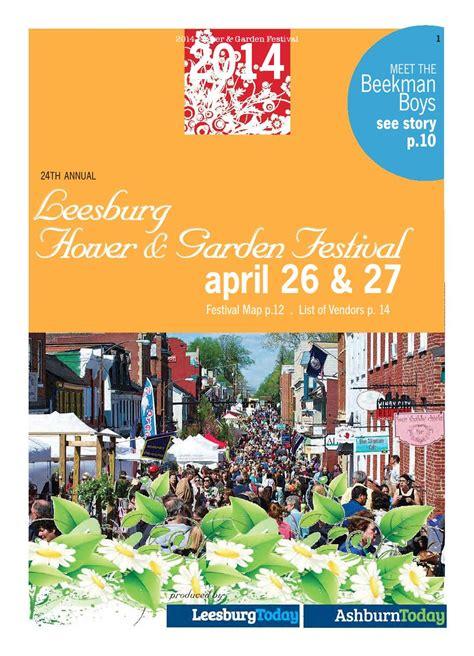 2014 Guide To The Leesburg Flower Garden Festival By Leesburg Flower And Garden Festival