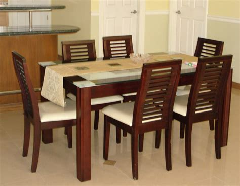 unique dining table design in the philippines light of