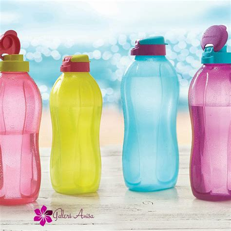 Botol Tupperware Terbaru eco bottle 2l tupperware botol minum tupperware