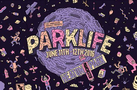 Studio Moross creates new illustration-led identity for ... Parklife Graphics