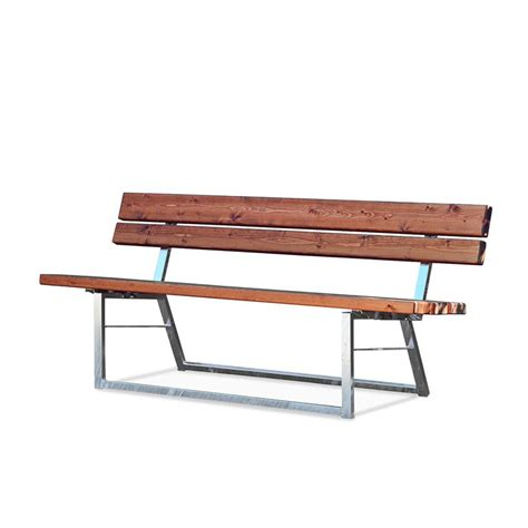 park bench frames park bench l1800mm steel pine aj products ireland