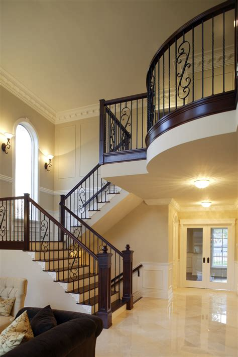 Hallway Railings 199 Foyer Design Ideas For 2017 All Colors Styles And