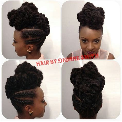 Wedding Hairstyles With Cornrows by The Wedding Do Cornrows X Marley Twists Tobnatural