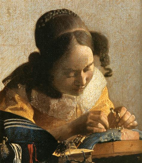 the lacemaker file johannes vermeer the lacemaker detail wga24690