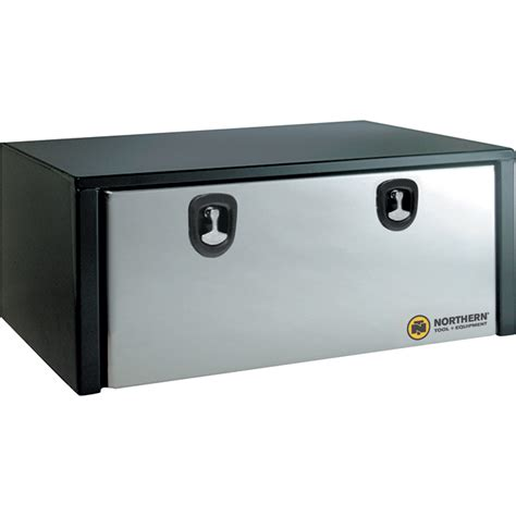 stainless steel tool boxes for trucks northern tool equipment stainless steel door underbody