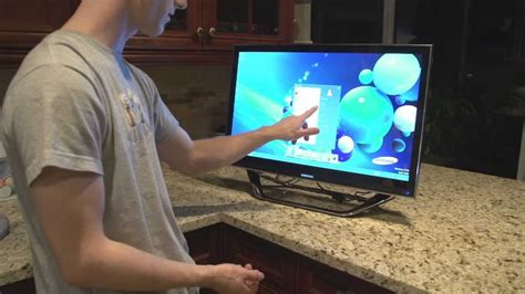 Unboxed Tv And Direct To Your Screen by Samsung Windows 8 Touch Screen All In One 27 Quot Dp700 7