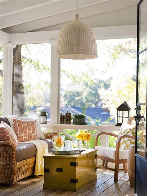 Furnished Sunrooms 20 Best Images About Elegantly Furnished Screened In Porch