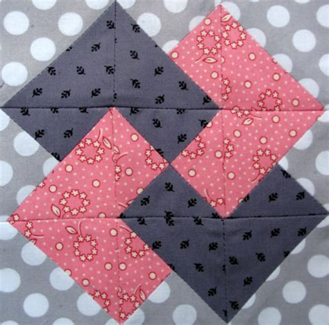 starwood quilter card trick quilt block