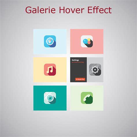 responsive design hover effect galerie hover effect warc tonton du web
