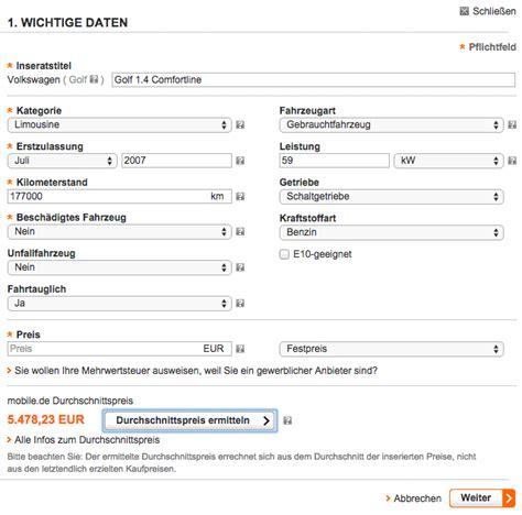 Dat Schwacke Liste Kostenlos by Schwacke Liste Im Test Mit Kostenlosen Anbietern