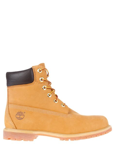 Timberland Boots One Pillow Hitam 6 quot premium boots w by timberland the iconic