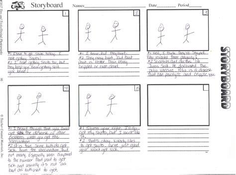 digital storyboard templates digital storyboard template filename infoe link