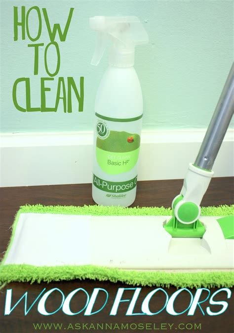 clean wood how to clean wood floors without chemicals ask anna