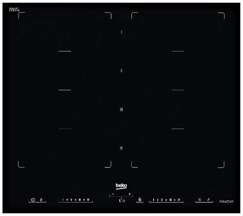 beko kochfeld beko kochfeld hii68600 ptx induktionskochfeld 60 cm breite
