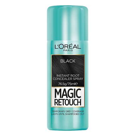 Touch L Magic L Mqiu buy magic retouch 1 black 75 ml by l oreal