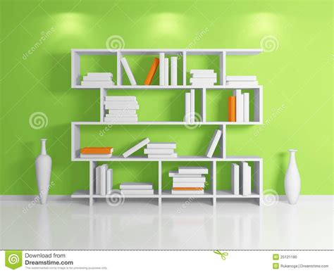 the picture book contemporary modern bookshelf stock illustration illustration of clay 25121180