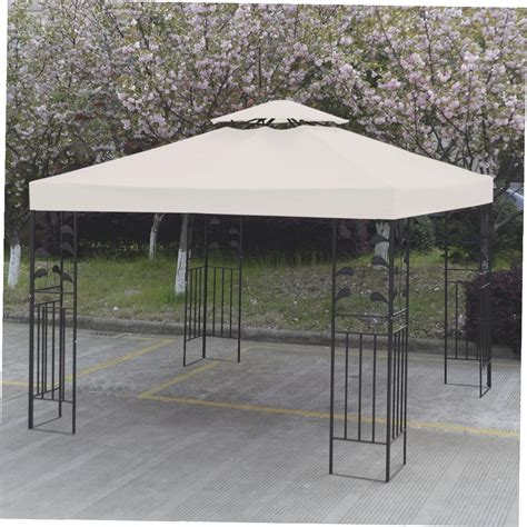 10x10 Gazebo Canopy Replacement Covers Gazebo Ideas Pergola Replacement Covers