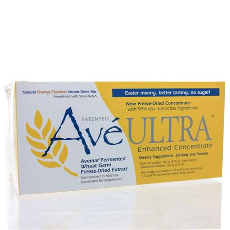 30 Day Sugar Detox Cnn by American Biosciences Aveultra 30 Packets