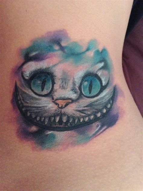 cat face tattoo 55 awesome cheshire cat tattoos