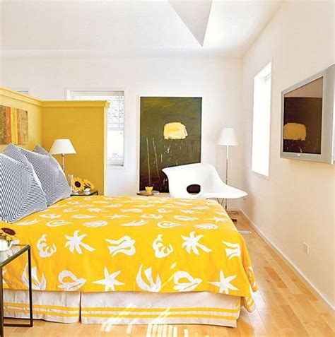 Yellow Colour In The Bedroom Modern Interior Paint And Home Decor Color Matching Tips