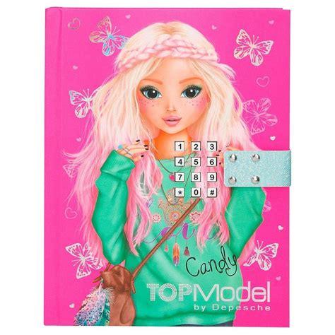 Carnet Intime Top Model