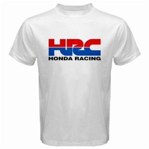 Tshirt Hrc Honda Racing Cl by Pin Hrc Honda Racing Motor Sport Logos Black T Shirt 2