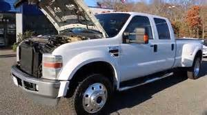 2008 Ford F450 For Sale 2008 Ford F450 4x4 Lariat Diesel For Sale New Tires