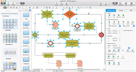 workflow word workflow diagram in word image collections how to guide