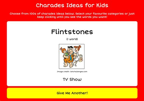 birthday song generator charades ideas for kids of all ages the ultimate list