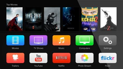 Tv Update apple tv update joins ios 7 release product