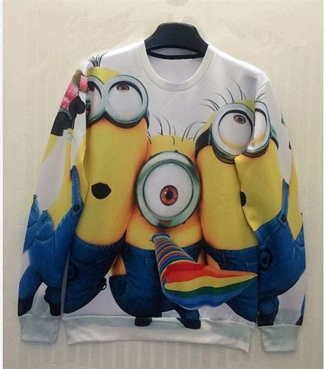 Minion 8 Sweater By Tukuostore 123 best graphic sweaters images on graphic